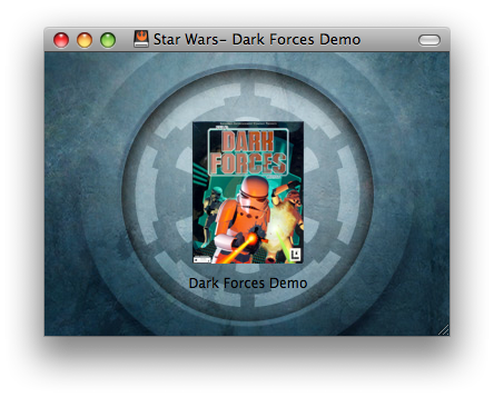 Dark Forces disk image