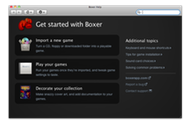 Boxer: The DOS game emulator that's fit for your Mac.